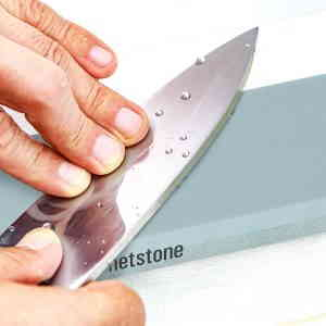 Whetstone Cutlery 20-10960 Knife Sharpening Stone-Dual Sided 400/1000 Grit Water Stone-Sharpener