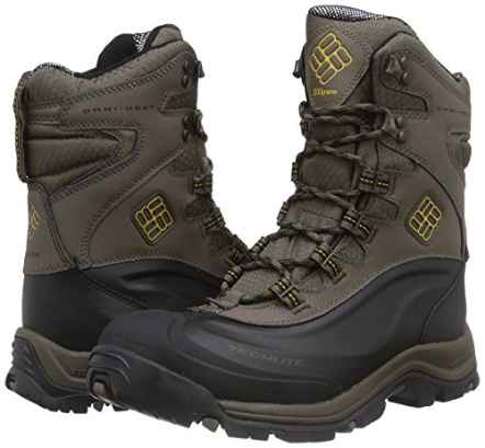 Columbia Men's Bugaboot Plus III Omni Cold-Weather Boot