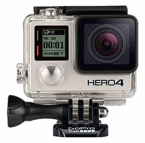 GoPro HERO4 BLACK for outdoor hunting