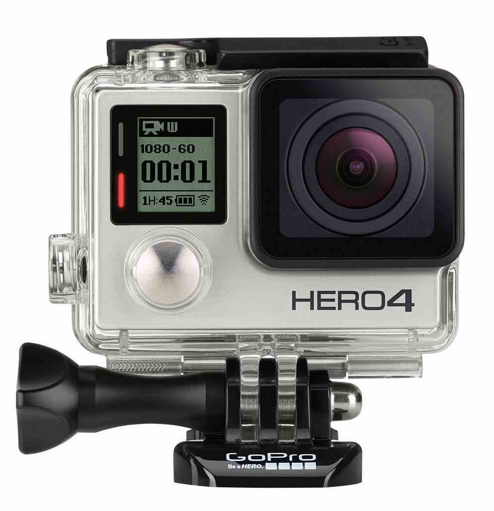 GoPro HERO4 Silver best hunting action camera