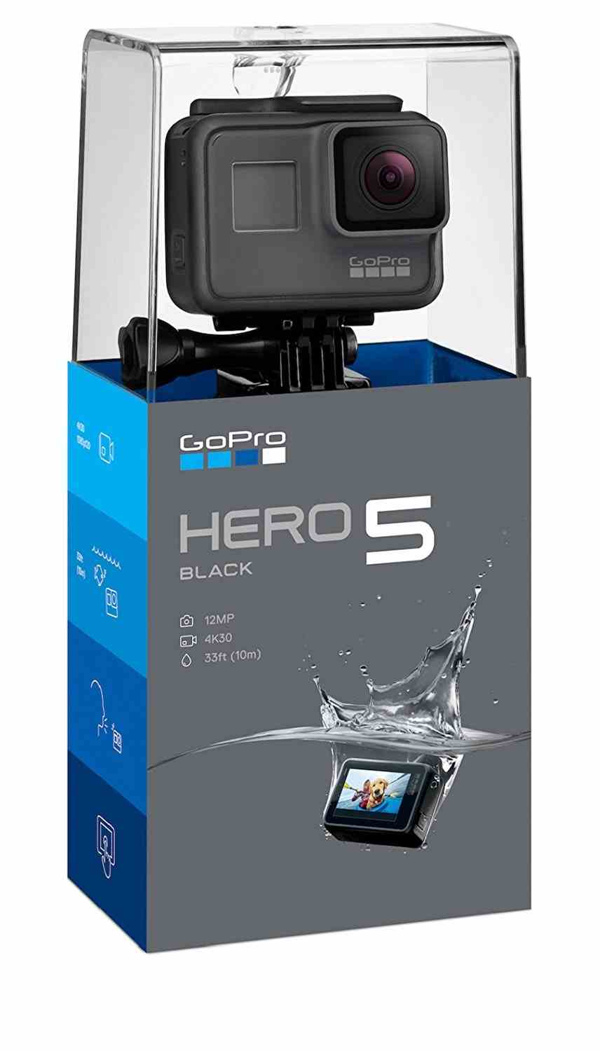 GoPro HERO5 Black best action camera for hunting