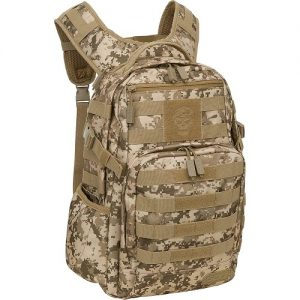 SOG Ninja Tactical Day Pack, 24.2-Liter Storage