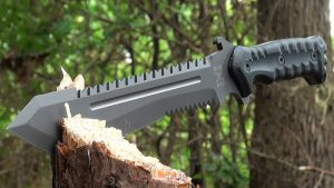 5 Best Survival Machete Reviews-Buyer Guide 2019