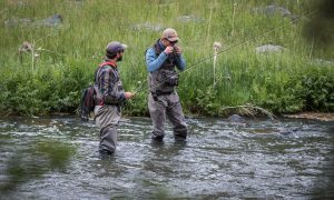 How & Why Salmon Fly Fishing Differs from Other Fly Fishing