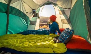 Things You Need to Sleep Better At Camp