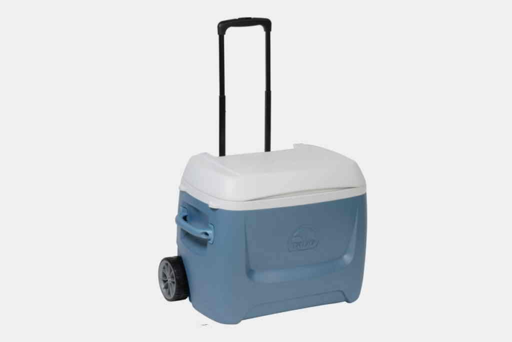 Igloo Island Breeze Roller Cooler: